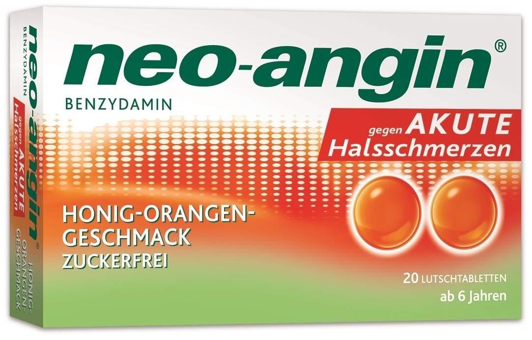 Neo Angin Benzy honig